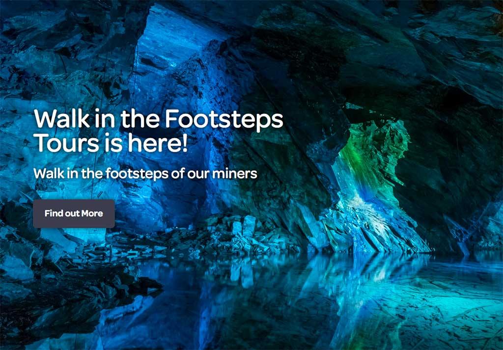 Llechwedd Slate Caverns