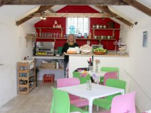 Elm Farm Cafe Porthtowan
