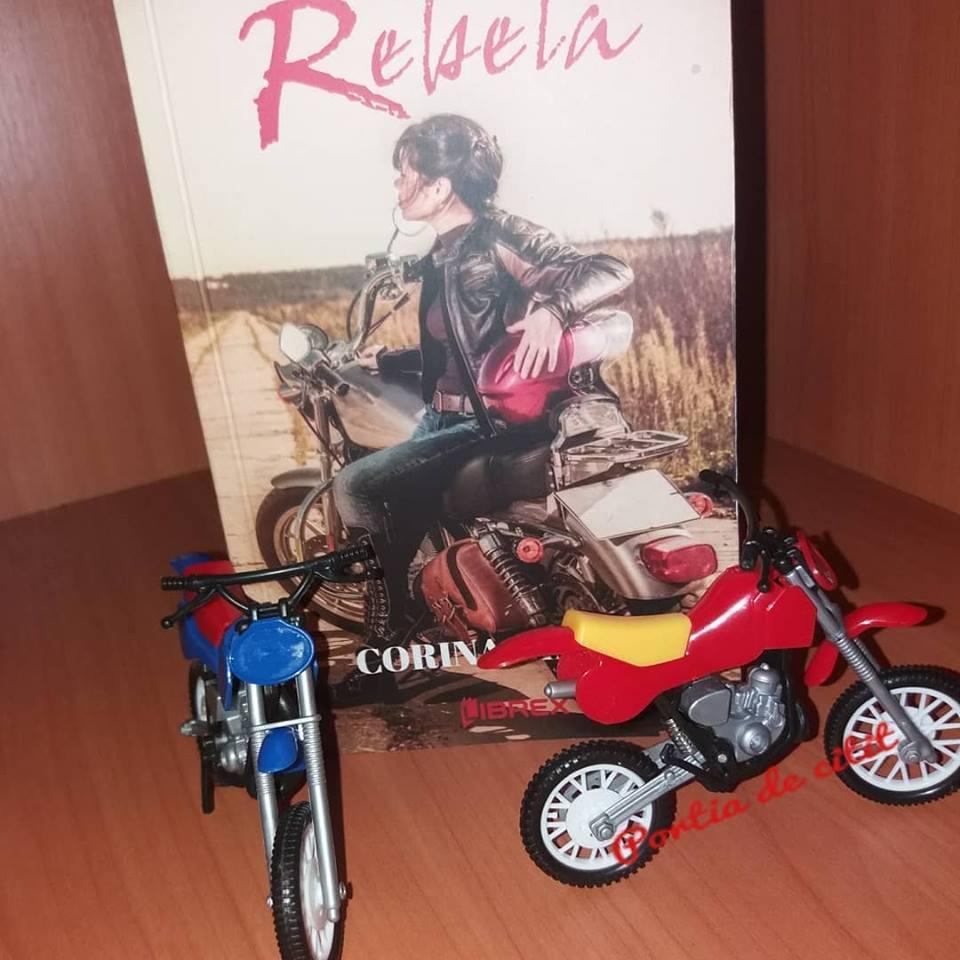 Rebela - Corina Cîndea - Recenzie