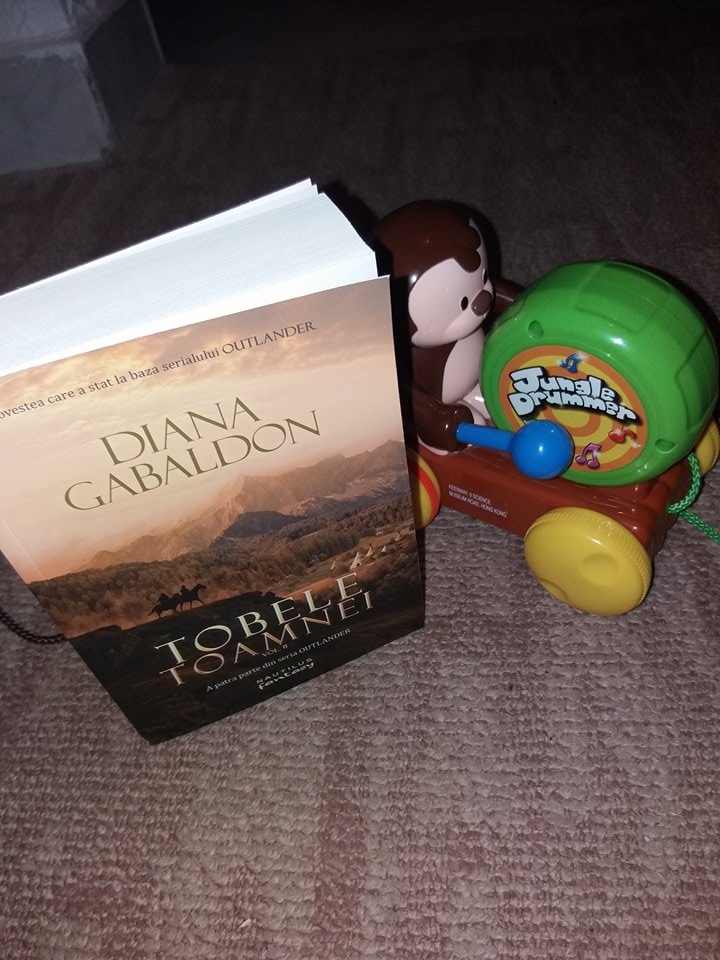 Tobele toamnei vol. 2 - Outlander #4 - Diana Gabaldon