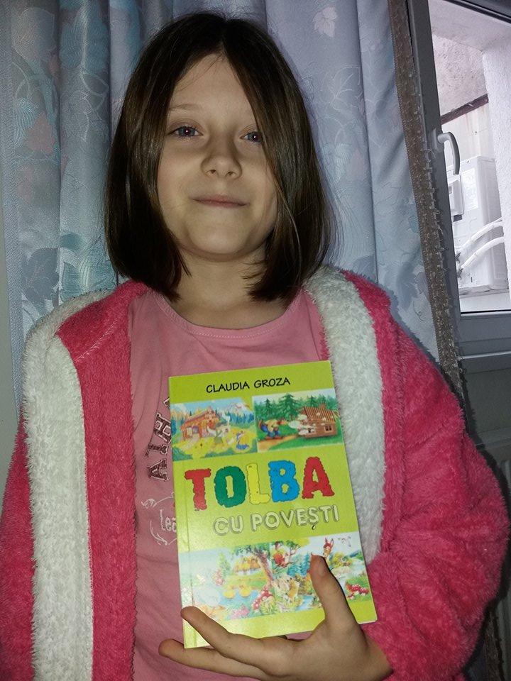 Tolba cu povești - Claudia Groza - Amira