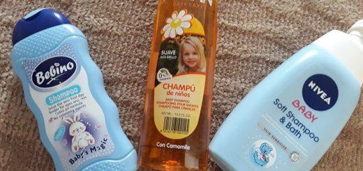șampon pentru bebeluși