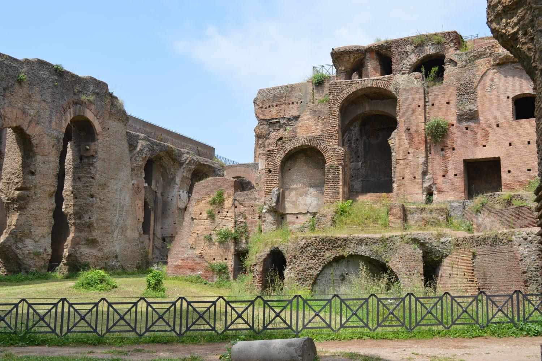 vacanță la Roma