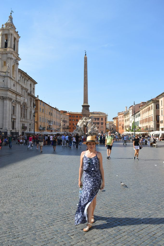 Piaza Navona Roma