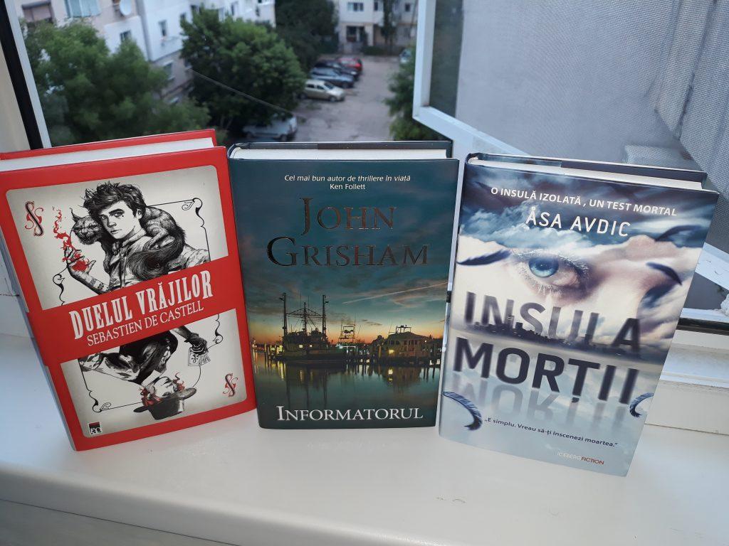 Nou în bibliotecă iunie