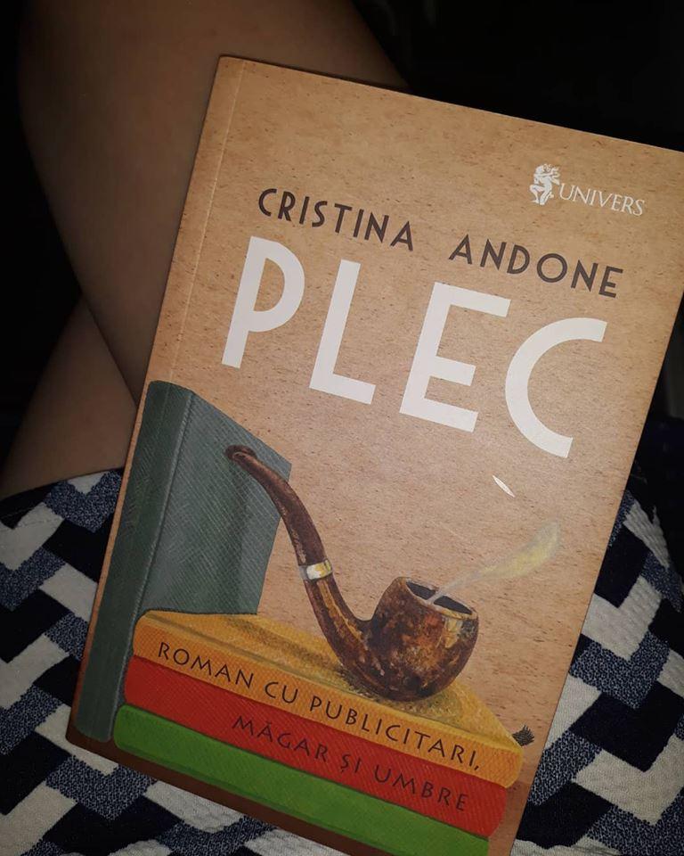 Plec de Cristina Andone