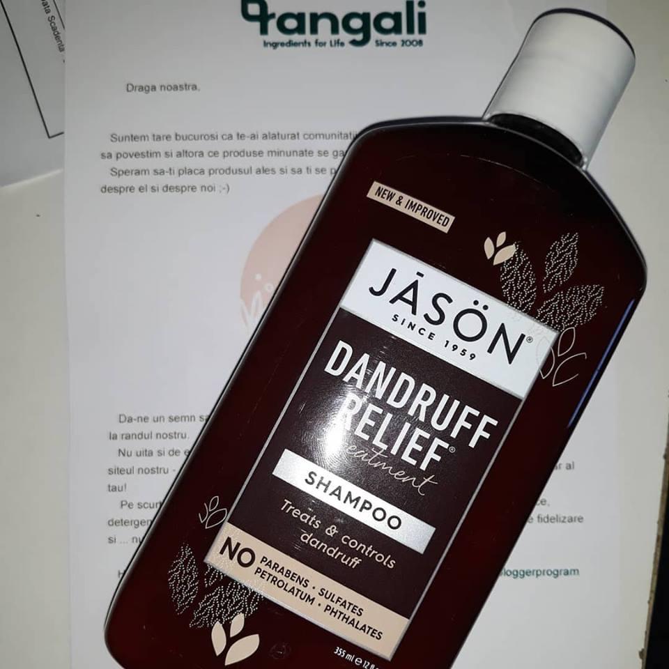 Șampon tratament anti-mătreață Jason