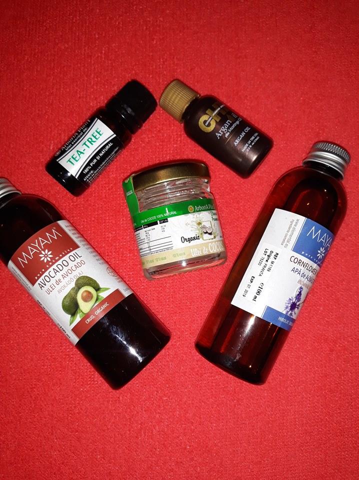 Uleiurile nu sunt doar pentru prăjit cartofi! :P Frumusețe cu uleiuri naturale