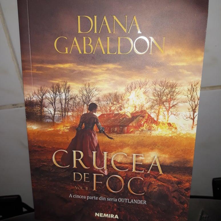 Crucea de foc vol. 2 - Outlander #5 - Diana Gabaldon