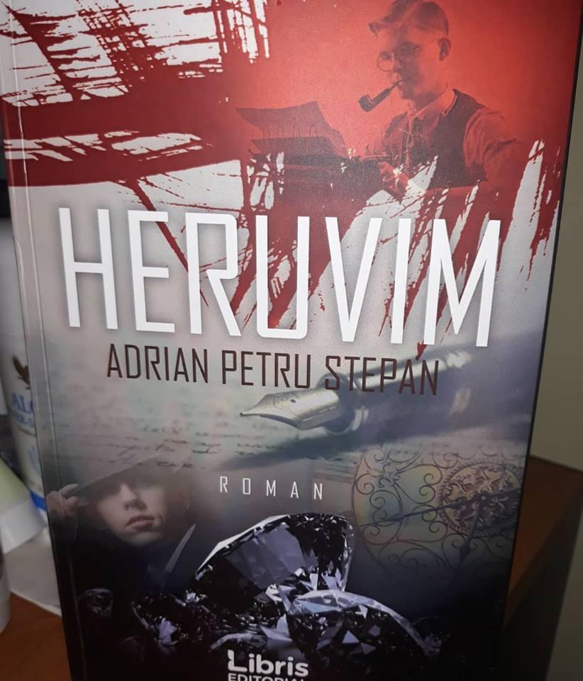 Heruvim - Adrian Petru Stepan