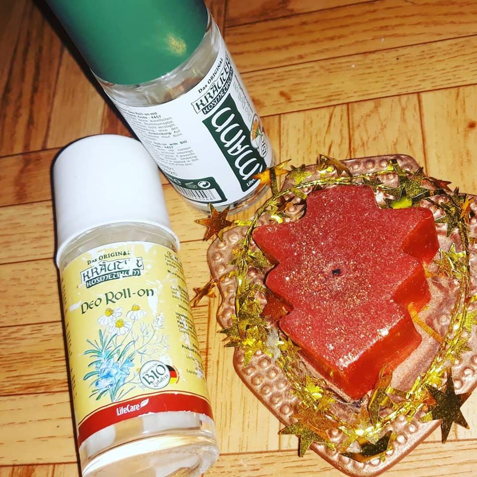 antiperspirant Krauter