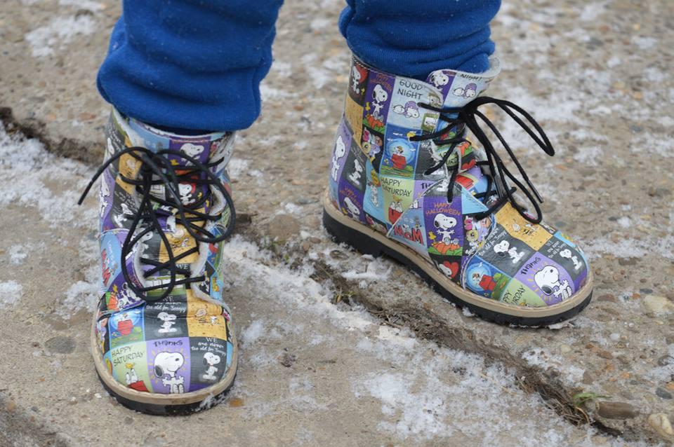 Ghetuțe pentru copii de la AriAna Baby Shoes