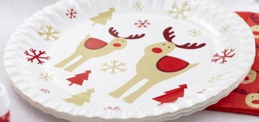 farfurii Crăciun Favi.ro