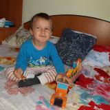 jucării de lemn Câte-n lună și-n stele