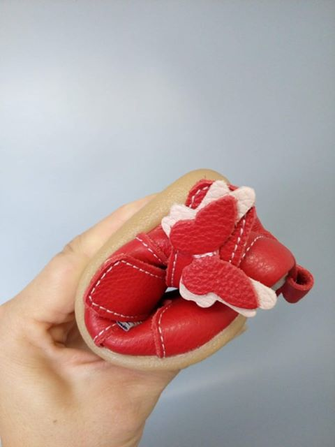 încălțăminte Barefoot AriAna Baby Shoes