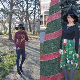 ținute de Crăciun