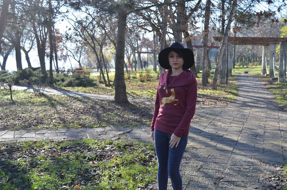 pulover Crăciun Dresslily