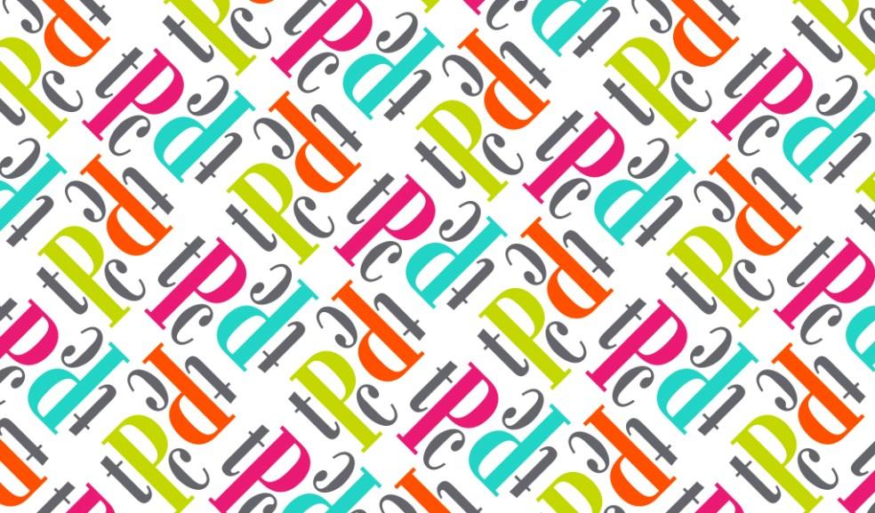 Portico Logo pattern
