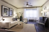 Chic Living Room - Portico Kirby