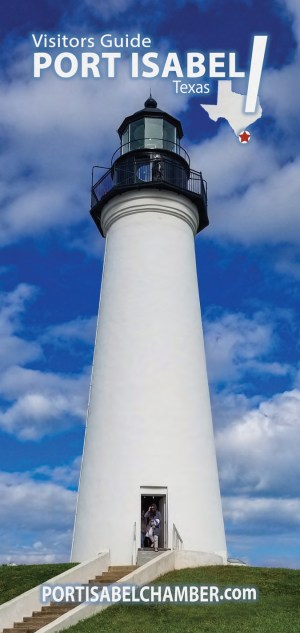 Port Isabel Chamber of Commerce Visitors Guide