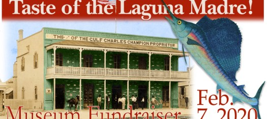 2020 Museums of Port Isabel Fundraiser. Click for tickets.