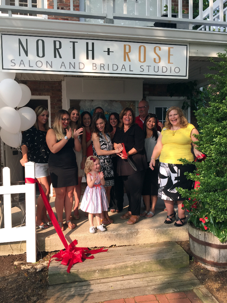 Port Jefferson Chamber's Ribbon Cutting Ceremony