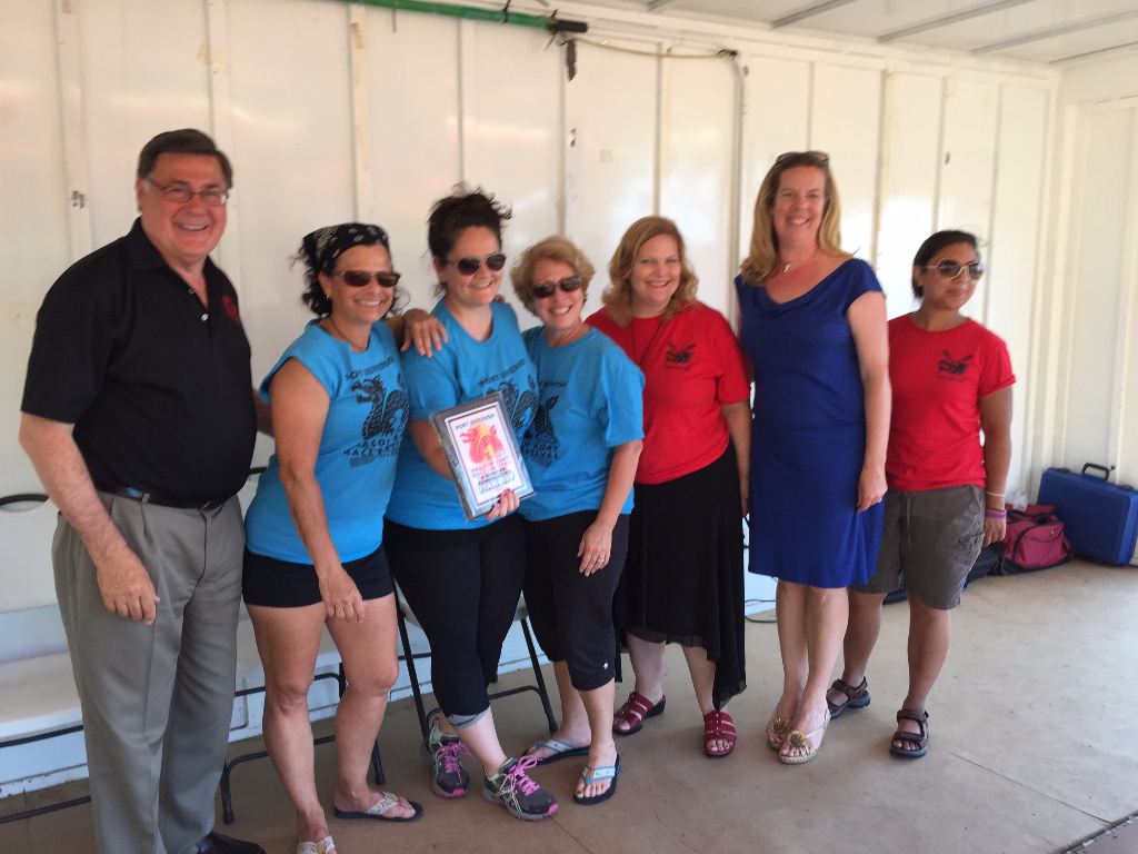 Port Jeff Dragon Boat Race Festival winners 2015