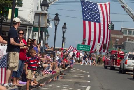 Port Jefferson, NY: 2012 Annual July 4th Parade