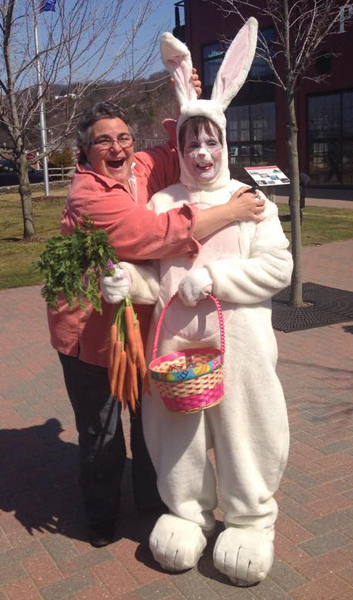 Easter Parade Port Jeff 2015