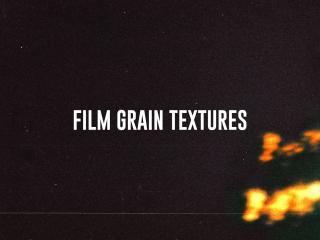 แจก Film Grain Textures เปลี่ยนรูปที่แสนธรรมดาให้กลายเป็นภาพฟิล์ม