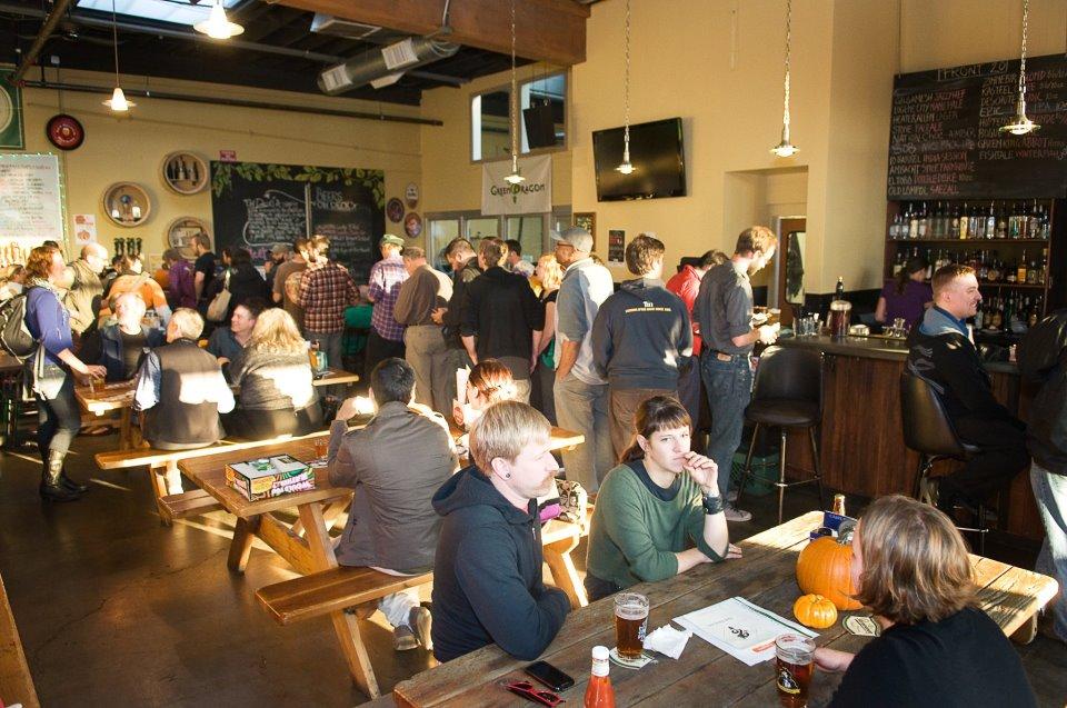 Green Dragon Tavern Portland