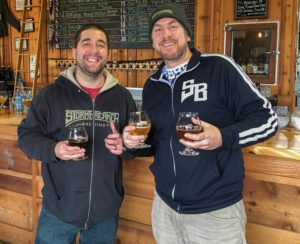 Brewstillery Beer and Spirits Pairing Festival - Portland Beer Podcast Episode 23