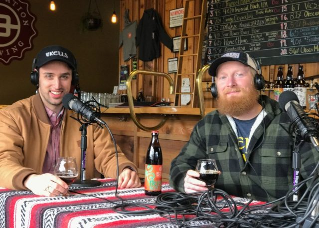 Irish Beer Festival Portland Garrett McAleese and Patrick Neal Barnes - Portland Beer Podcast Episode 29