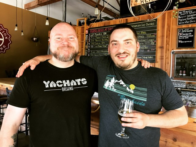 SNACKDOWN Preview Portland Beer Week 2017 Closing Event - Portland Beer Podcast Episode 43