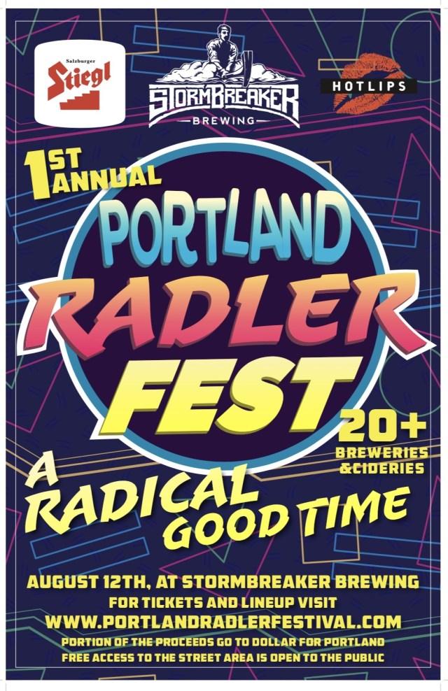 Portland Radler Festival – Portland Beer Podcast Episode 47