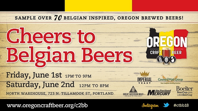 Cheers to Belgian Beers with Brewers Rick Strauss and Charles Porter - Portland Beer Podcast episode 67 by Steven Shomler