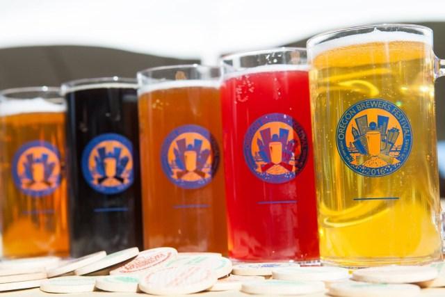 Oregon Brewers Festival 2018 Preview - Portland Beer Podcast episode 77 by Steven Shomler