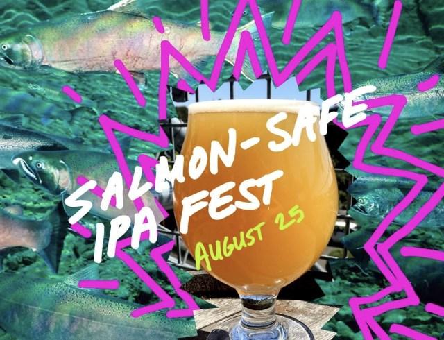Salmon-Safe IPA Fest 2018 Preview - Portland Beer Podcast episode 81 by Steven Shomler