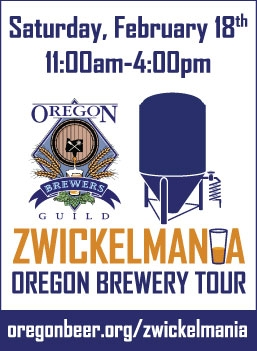Oregon Brewers Guild Zwickelmania 2012