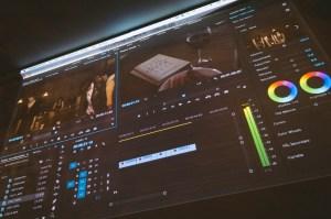 Live Dance Film Editing