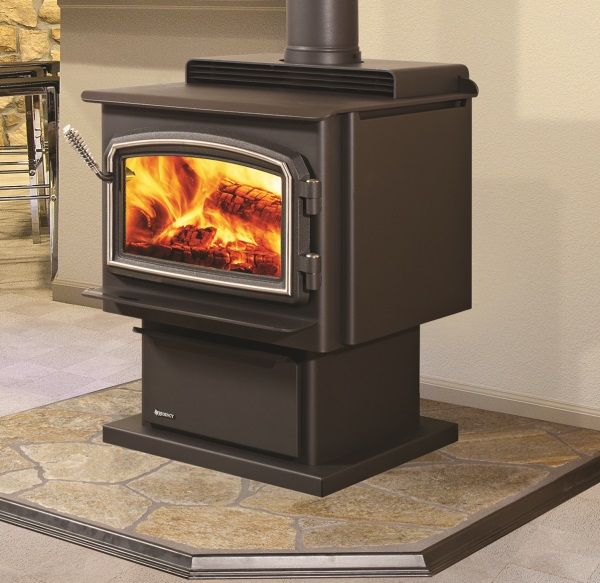 Regency Clic F3100 Large Wood Stove