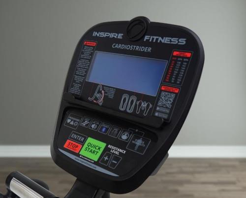 Inspire CS3.1B Cardio Strider Console
