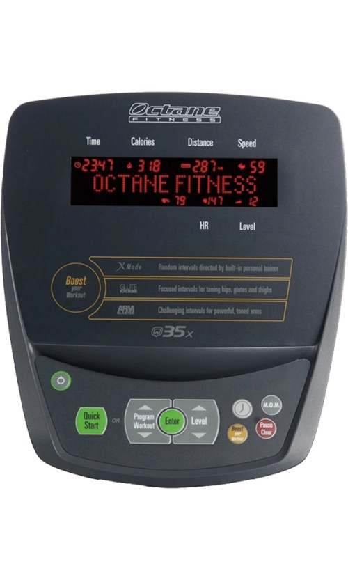 Octane Fitness Q35 Console