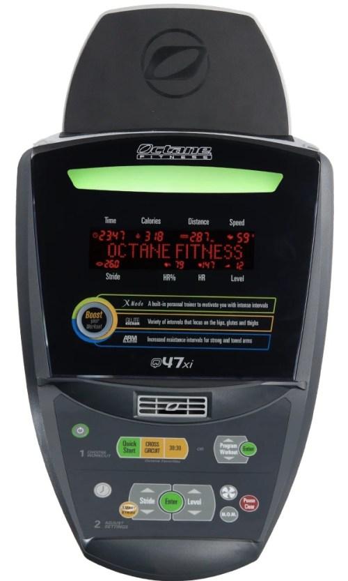 Octane Fitness Q47 Console