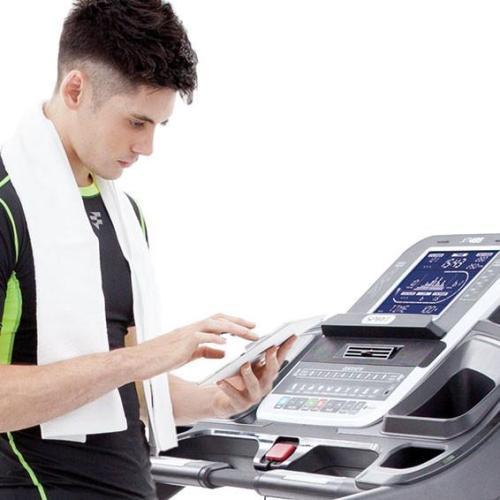 Spirit Fitness XT485 Treadmill Console