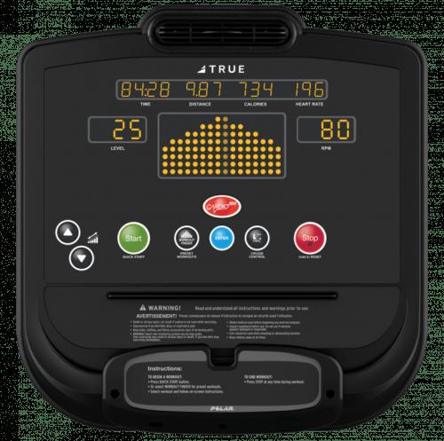 True C900 Treadmill Console