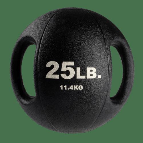 Body-Solid Dual Grip Medicine Balls 25 lbs