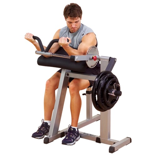 Body-Solid GCBT380 Cam Series Biceps & Triceps