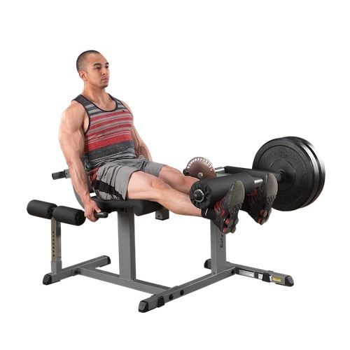 Body-Solid GCEC340 Cam Series Leg Extenstion and Curl