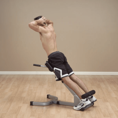 Body-Solid GHYP345 45 Degree Back Hyperextension